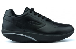 CHAUSSURES HOMME HIVER MBT 1997 CUIR BLACK_NAPPA