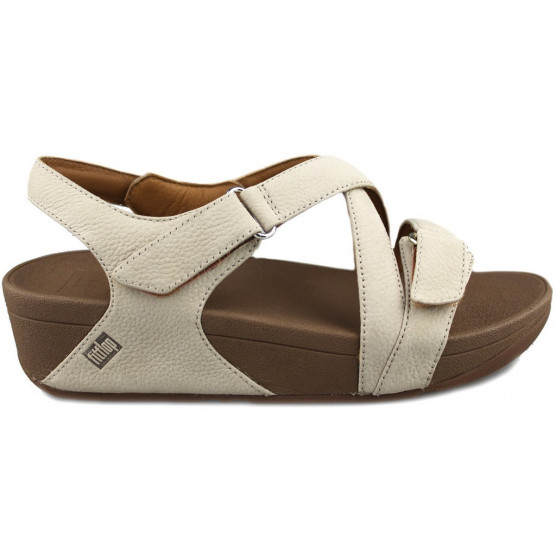 FITFLOP THE SKINNY SANDAL color BEIGE