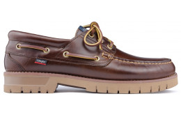 Chaussures nautiques CALLAGHAN FREEPORT MARRON