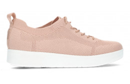 SNEAKERS EN MAILLE FITFLOP RALLY TONAL BLUSH