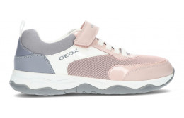SNEAKERS GEOX J CALCO PINK