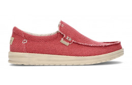 CHAUSSURES DUDE MIKKA 150301 POMPEIAN_RED
