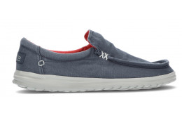 CHAUSSURES DUDE MIKKA 150301 WASHED_NAVY