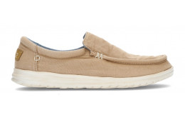 CHAUSSURES DUDE MIKKA 150301 WASHED_TOBACCO