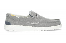 CHAUSSURES DUDE WELSH 112222 CHAMBRAY_GREY