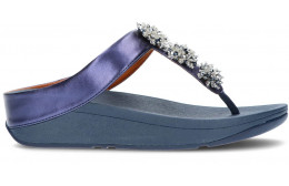SANDALES FITFLOP GALAXY TOE-THONGS BLUE