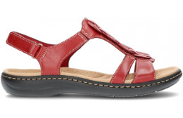 SANDALES CLARKS LAURIEANN KAY RED