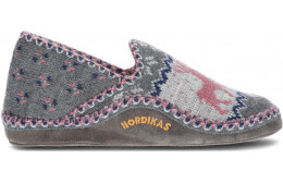 CHAUSSONS NORDIKAS CLASSIC ALCE N2000 GRIS