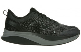 CHAUSSURES MBT HURACAN 3000 LACE UP HOMME BLACK_CASTLEROCK