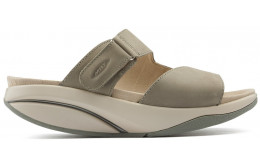 SANDALES MBT TABIA W TAUPE GRAY